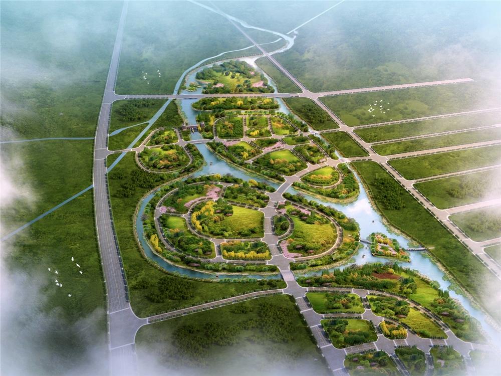 郑东新区十八里云溪项目工程简介
