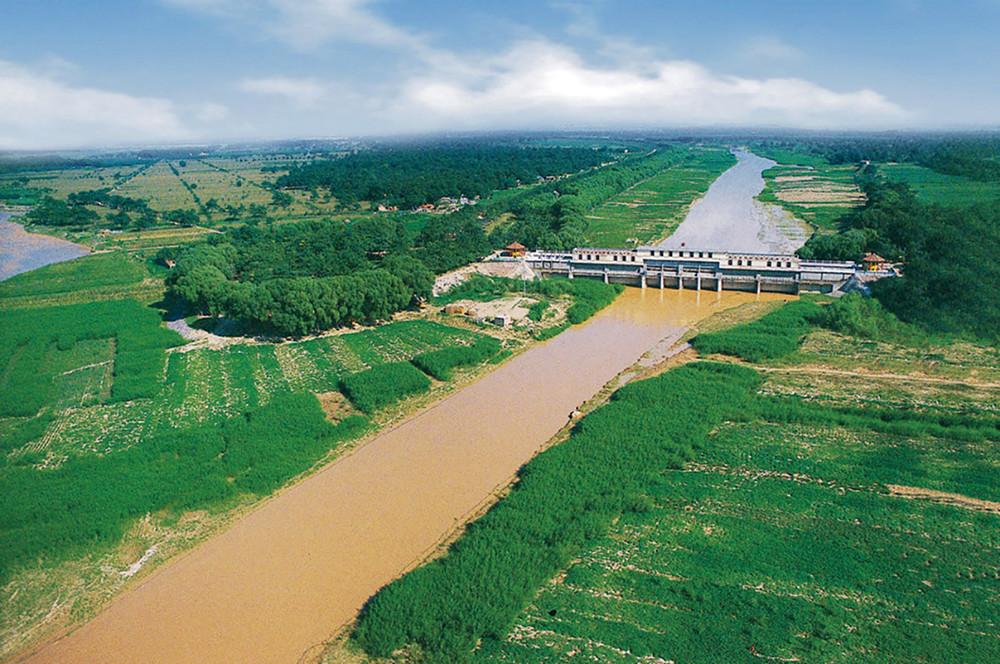 三义寨灌区工程