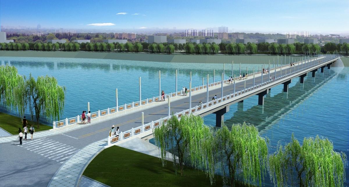信阳市肖家河桥