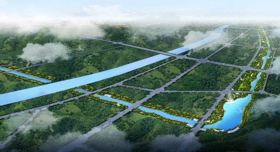 杨桥干渠生态灌区工程