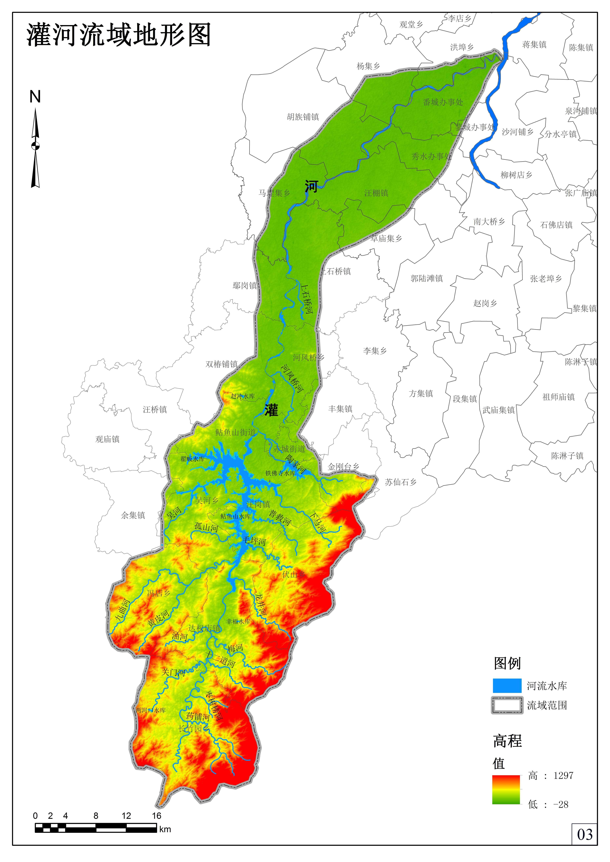 河南省灌河流域生态系统建设规划项